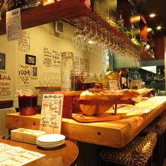ワイン酒場 イザヴィーノの雰囲気1