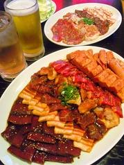 焼肉レストラン じゅうじゅう亭の写真