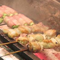 20種以上のこだわり串たち!美味しい焼き鳥は『わや』で