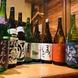 こだわりの日本酒を飲み比べ!各地の銘酒をご賞味あれ