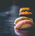 北海道ならではの蝦夷前寿司をご提供