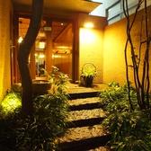 路地裏の隠れ家「今彩」コチラが外観です