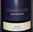 【Elfenhof Nova/エルフェンホーフ ノヴァ】ミネラル感が豊富な口当たり。マスカットのような柔らかな果実味が持続する中甘口ワイン。アジアン・エスニックとも相性良し。
