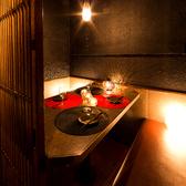 10~20名様のゆったりくつろぎ個室。女子会や合コンなどにもご利用いただける使い勝手のよい個室です。