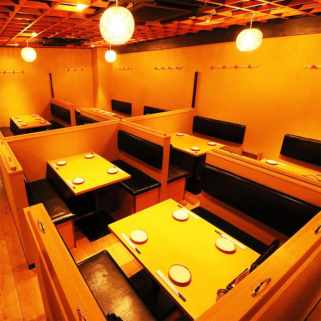 漁業組合浜の包丁 肉と魚の専門店 肉浜 - にくはま - 新橋本店|店舗イメージ3