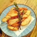 料理メニュー写真ハーブフライドポテト