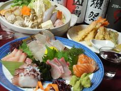 魚寅男 京町店の写真