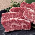 料理メニュー写真国産牛上ハラミ