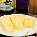 料理メニュー写真だしまき(大・小)