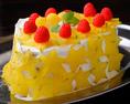 誕生日や記念日にケーキご用意!