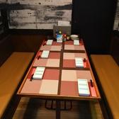 テーブル6名×2・4名×1