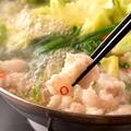 料理メニュー写真【おすすめ鍋】本場博多のもつ鍋