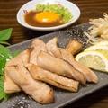 料理メニュー写真焼き豚トロ
