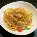 料理メニュー写真ポテトのパリパリサラダ