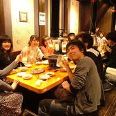 焼肉 ふうふう亭JAPAN 梅田茶屋町店の雰囲気3