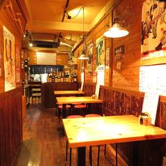 北海道直送炭焼き酒場 36番倉庫の雰囲気1