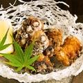 料理メニュー写真蛸の唐揚げ
