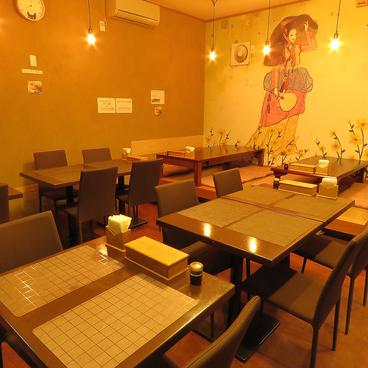 韓国食堂 コリアナの雰囲気1