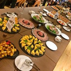 肉と野菜の農家イタリアン Arigatoの特集写真