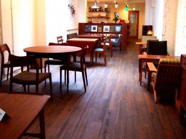 タイムピースカフェ timepiece cafeの雰囲気1