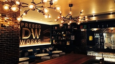 The ESPRESSO D WORKSの写真
