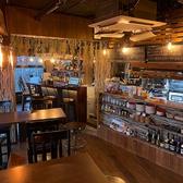 Bartender's cafe Vigorous バーテンダーズ カフェ ヴィゴラスの雰囲気2