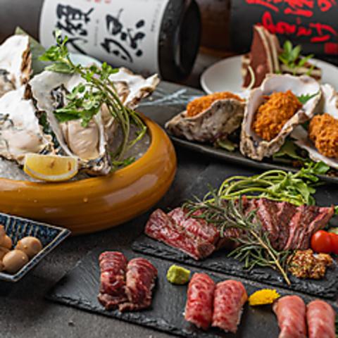 牡蠣と和牛の居酒屋 品川商店|店舗イメージ7