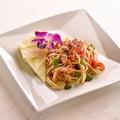 料理メニュー写真ソムタム 青パパイヤのサラダ