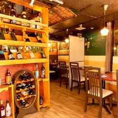 アジア料理ラマ 後楽園店の雰囲気1