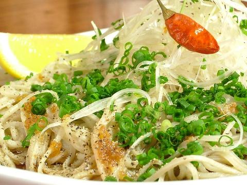 藤沢では新しい蕎麦ダイニング♪自慢の魚介を頂いて、毎日手打の二八蕎麦で〆☆