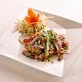 料理メニュー写真ヤム・ムー 豚グリルのサラダ