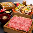 肉料理を、というお客様のご要望にお応えして、メイン料理には希少価値の高い「京都肉のすき焼き」をご用意した、豆富もお肉も楽しめるコースがございます!京都肉は高品質でやわらかく、食べやすいのが特徴◎ちょっと贅沢したい日や、記念日・お誕生日などのご宴会にぴったりです♪ボリュームを求めるならこのコース◎