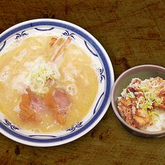 ラーメン 味鶏 みどりのおすすめランチ2