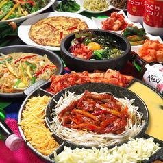 韓国家庭料理 チャギヤの写真