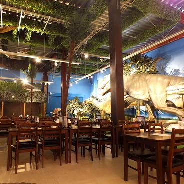太古レストラン酒場 DINOSAUR ダイナソーの雰囲気1