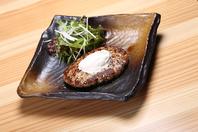 【1日10食限定】鉄板ビーフハンバーグ