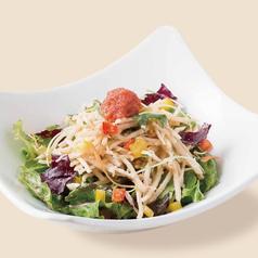 明太子と大根のサラダ