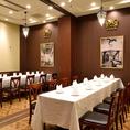少人数様用の宴会個室です。周りの他のお客様をお気になさらずに、プライベートなご宴会をお楽しみ頂けます。