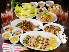 中国菜館 桂花 西宮のコース写真