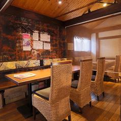 伊太利亜食堂 燈屋 とうや 石岡店の雰囲気1