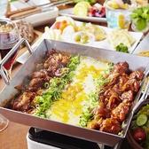 【チーズタッカルビや山形郷土料理の芋煮鍋も食べ放題に!】種類や気分によって食べ飲み放題コース3300円/3850円/4400円からお選び下さい!飲み放題時間無制限クーポンや誕生日プレートクーポンも併用可能です。ご友人との誕生日祝いや、家族での食事にもご利用頂けます。山形駅から徒歩3分程なので仕事帰りにも!