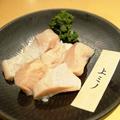 料理メニュー写真上ミノ (味噌or塩ダレ)