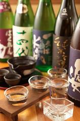 信州地酒と旨い肴shinsyu 季野鼓のおすすめドリンク1