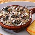 料理メニュー写真エスカルゴのオーブン焼き