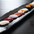 料理メニュー写真寿司盛合わせ -雅- 八貫盛り