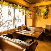 Wine&Dining Cafe BRALIBAの雰囲気2