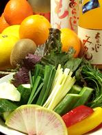 野菜にもこだわりが!1500円で食べ放題!