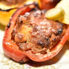 料理メニュー写真ルイジアナ風グリルド・ベルペッパー