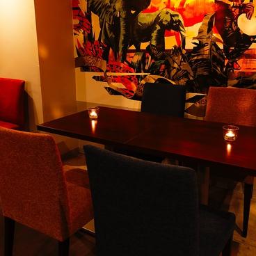瓦 ダイニング kawara CAFE&DINING 神南本店の雰囲気1