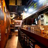 鉄板肉酒場 LOVE&29 福島店の雰囲気3